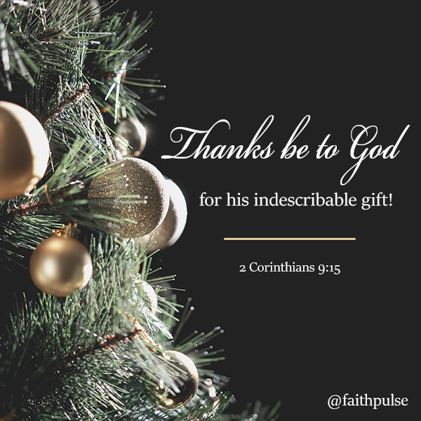 10 Beautiful and inspirational Christmas Bible Verses