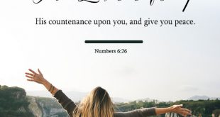 Numbers 6:26